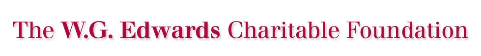 W G Edwards Charitable Foundation